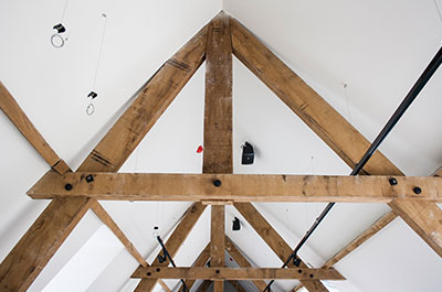 Vermeiren: Droogbouw - Plafond